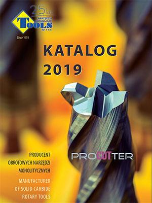 Katalog ProCUTter 2019 - okładka