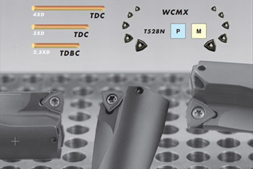 Promocja - wiertła składane TDC/TDBC