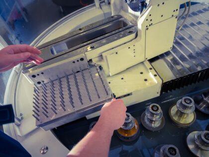 Praca - Operator szlifierki CNC